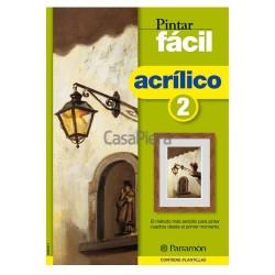 Pintar Fàcil - Acrílic 2