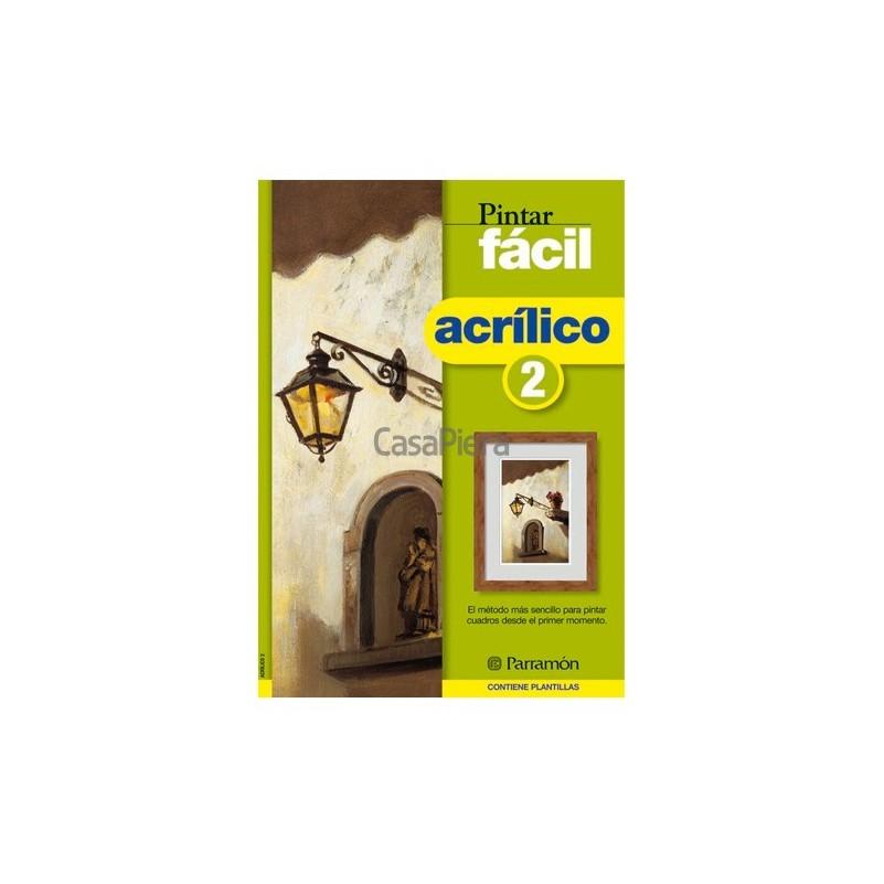 Pintar Fácil - Acrílico 2