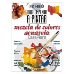 Guías Pintar - Mezcla Colors Acuarela