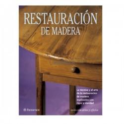 Artes Y Oficios - Restauración De Madera