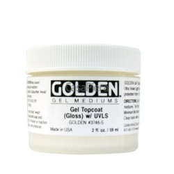 Gel Topcoat 3746 (Brillant)