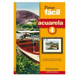 Pintar Fàcil - Aquarel·la 4