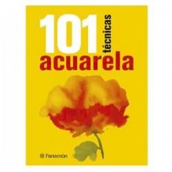 101 Tècniques Aquarel·la