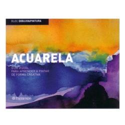 Llibre Bloc - Aquarel·la