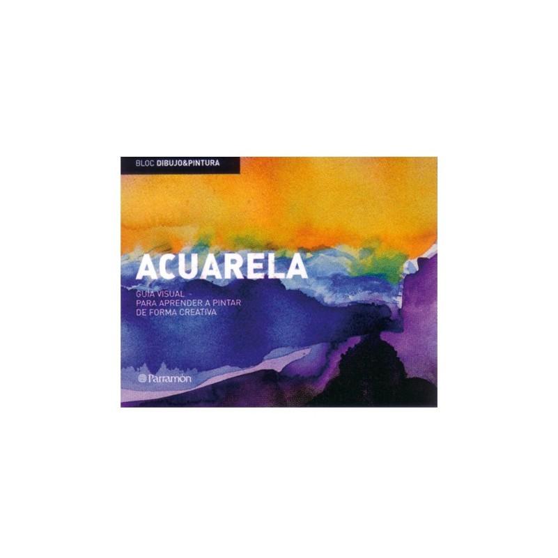 Libro Bloc - Acuarela