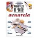Guías Pintar - Acuarela