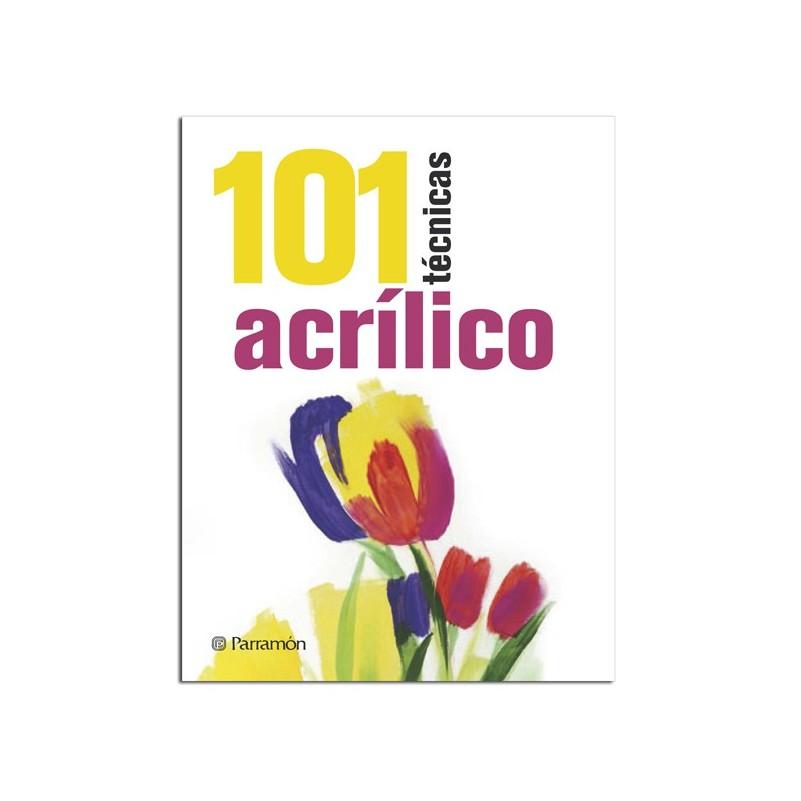101 Tècniques Acrílic