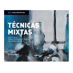 Llibre Bloc - Tècniques Mixtes