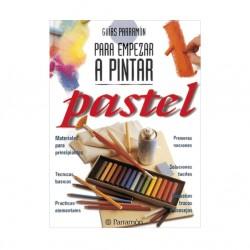 Guías Pintar - Pastel