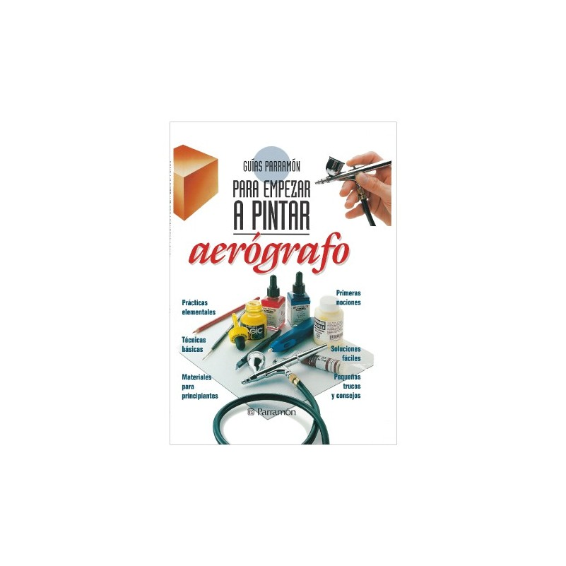 Guías Pintar - Aerógrafo