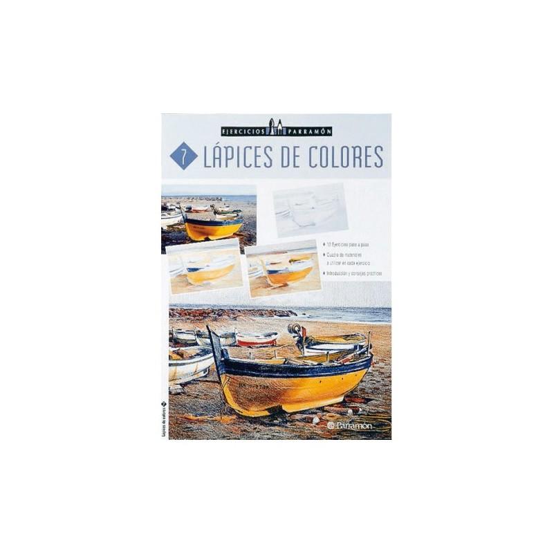 Ejercicios - Lápices De Colores