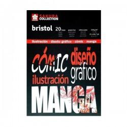 Bloc Manga Bristol Sakura Casa Piera Barcelona