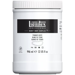 Acrílic Heavy Body Liquitex 946 mL