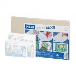 Plancha Blanca Milan Grande