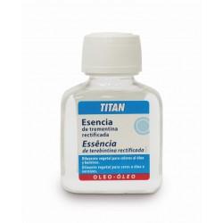 Esencia Trementina Titan - 100 mL