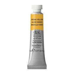Aquarel·la Professional tub W&N 5 mL Groc Indi