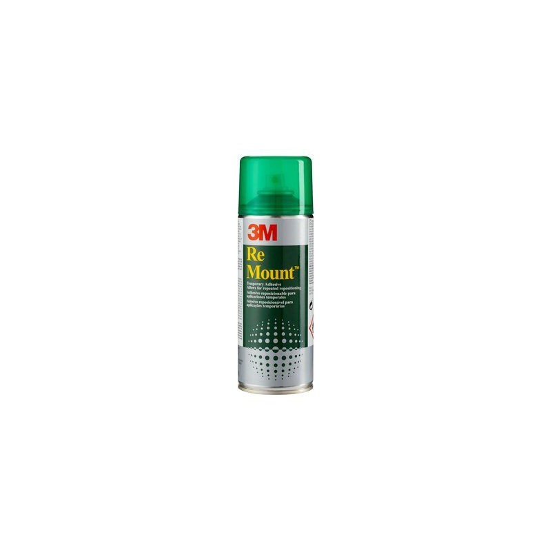 Spray Re Mount 3M de 400 mL