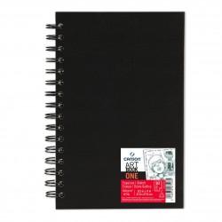 Cuaderno Sketch One Espiral 21,6 x 27,9 cm