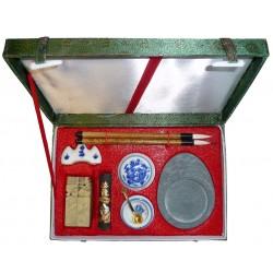 Caja China Caligrafía Talens 9 Piezas