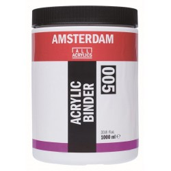 Aglutinante Acrílico 1000 mL Amsterdam