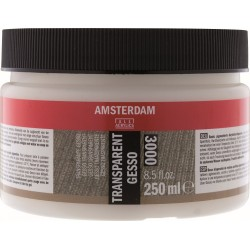 Transparent Gesso 250 mL
