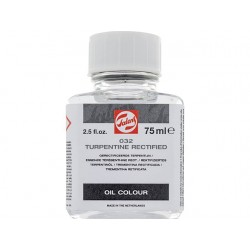 Trementina Talens 75 mL - Rectificadora