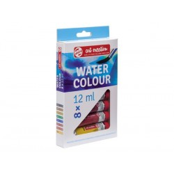 Caja Acuarela Art Creation - 8 Colors x 12 mL