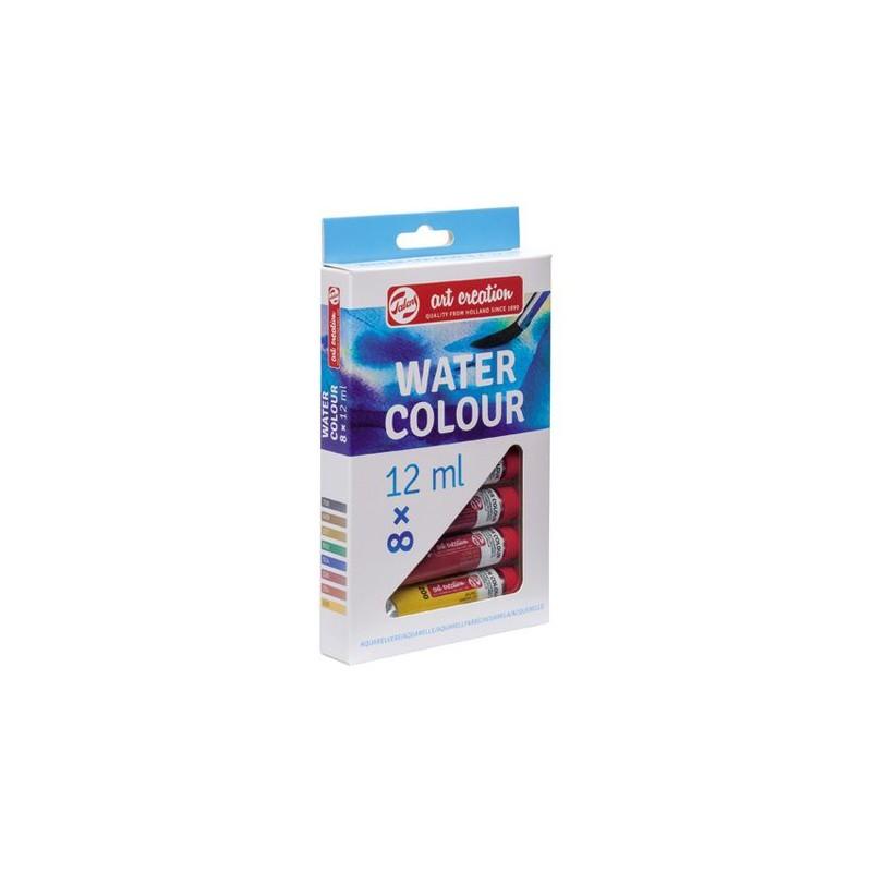 Caja Acuarela Art Creation - 8 Colors x 12 mL