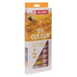 Caja al Óleo Art Creation - 12 Colores x 12 mL