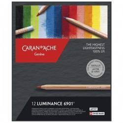 Caja Lápices Luminance - 12
