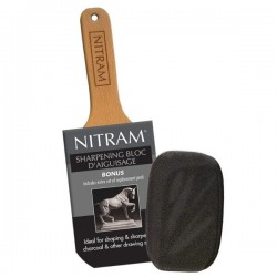 Sharpening Bloc Nitram