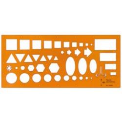 Plantilla Figuras Geométricas