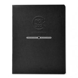 Bloc Crok Book Negre 120G