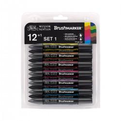Blíster Brushmarker 12