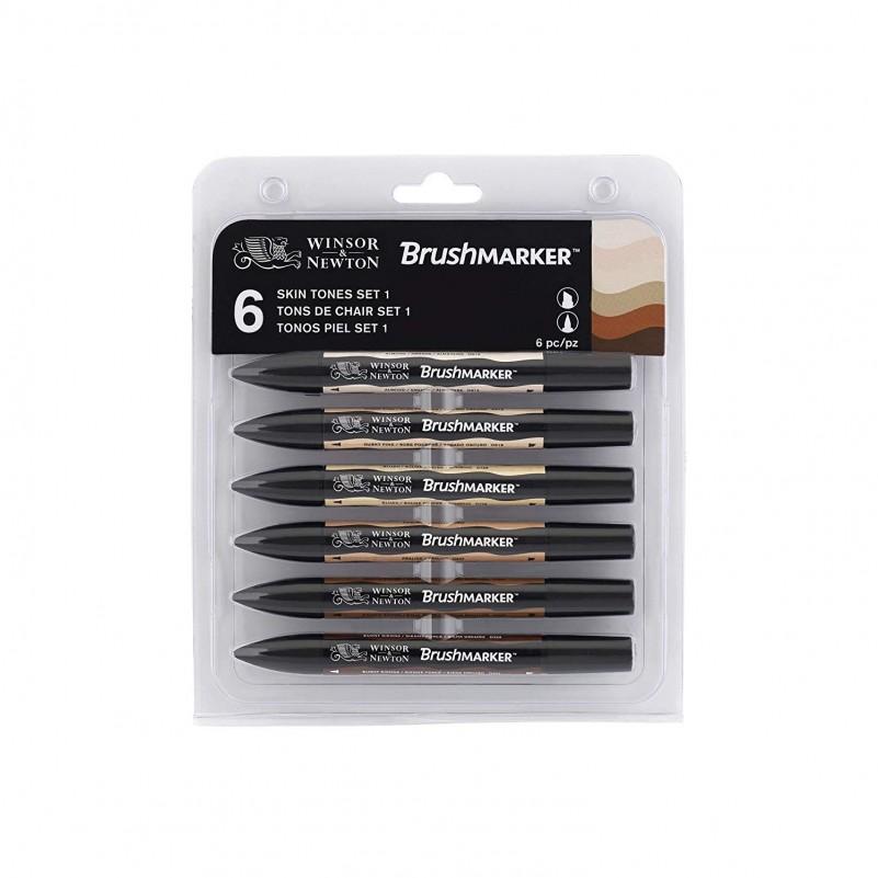 Blíster Brushmarker 6
