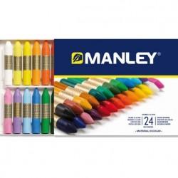 Caja Ceras Manley - 24