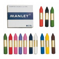 Caja Ceras Manley - 12