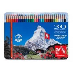 Caja Lápices Metálica Prismalo - 30
