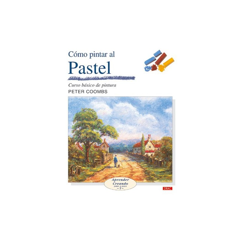 Cómo Pintar Al Pastel