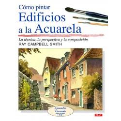 Cómo Pintar Edificios A La Acuarela