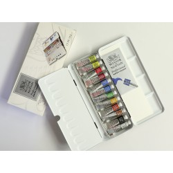 Capsa Aquarel·la Awc W&N - 12 x 5 mL