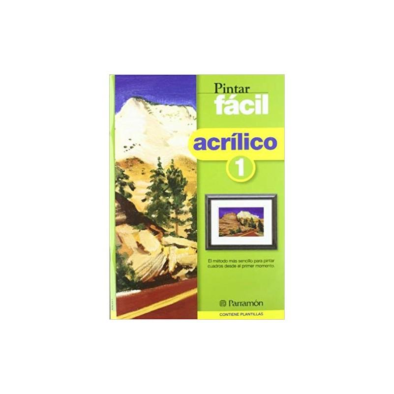 Pintar Fácil - Acrílico 1
