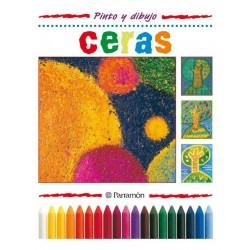 Pinto Y Dibujo - Ceras