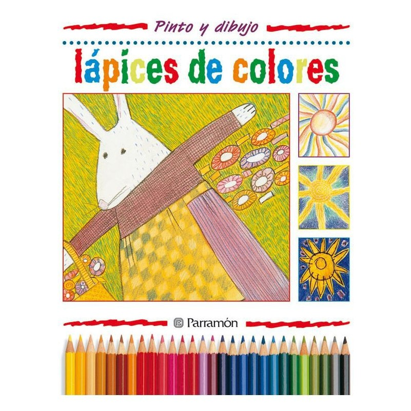 Pinto I Dibuixo - Llapis De Colors