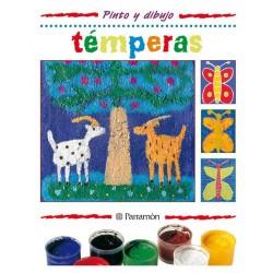 Pinto I Dibuixo - Témperas