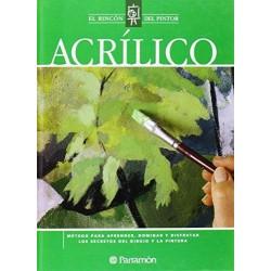 Rincón Del Pintor - Acrílico