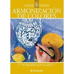 Racó Del Pintor - Harmonització De Colors