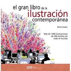 El Gran Libro De La Ilustración Contemporánea