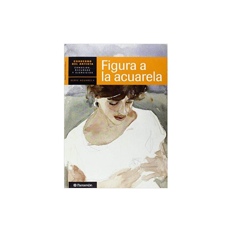 Cuadernos - Figura A La Acuarela
