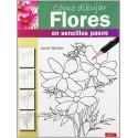 Cómo Dibujar Flores En Sencillos Pasos